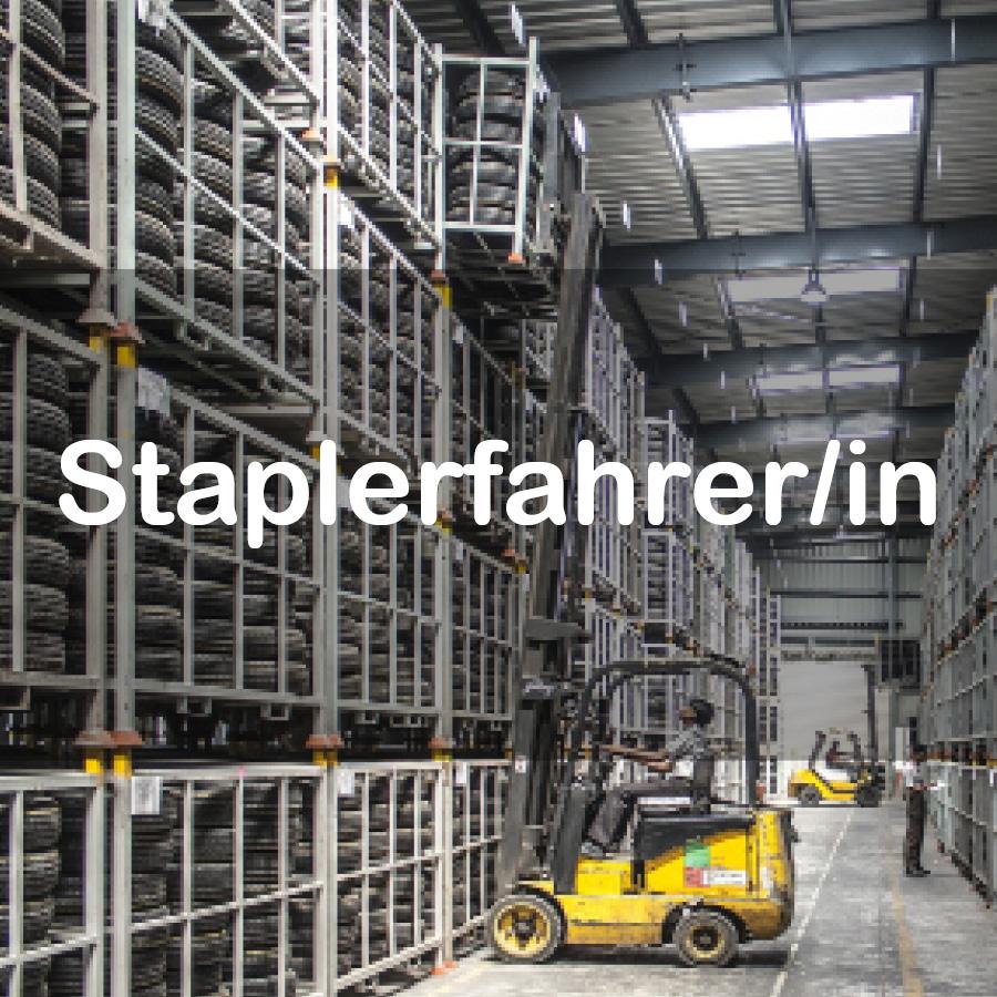staplerfahrerin