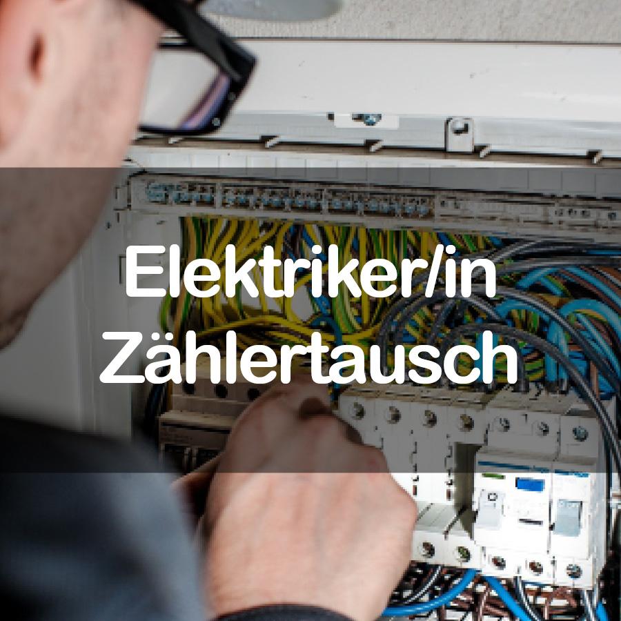 elektrik-zaehlertausch
