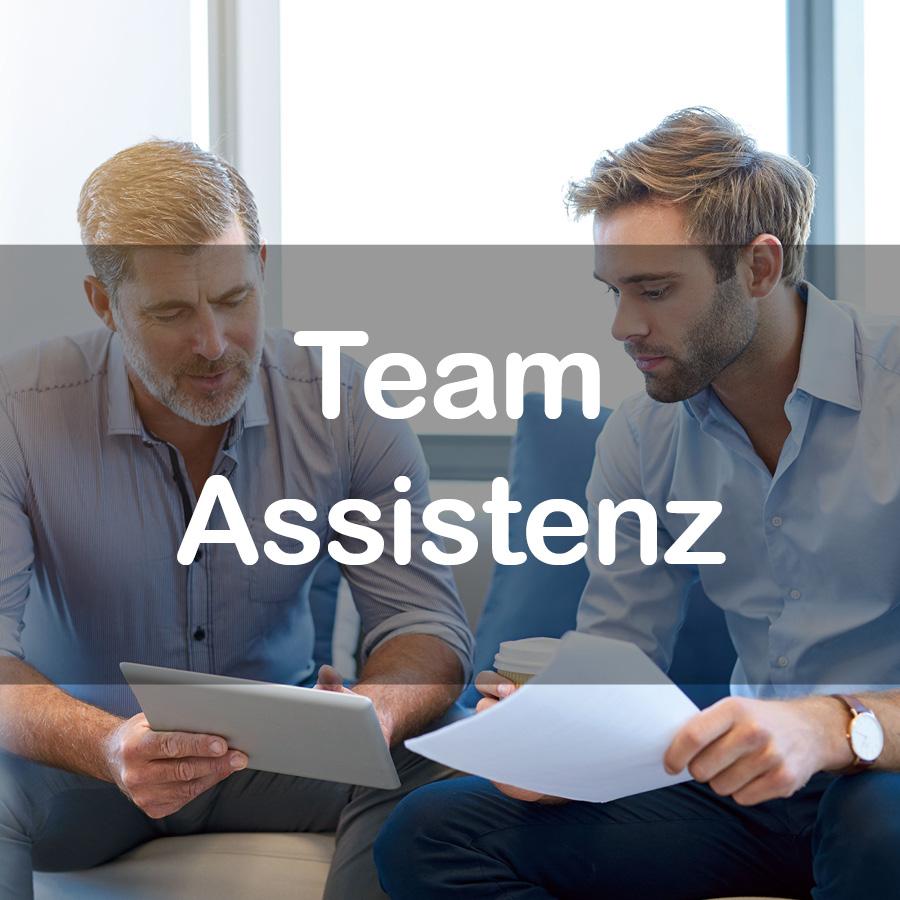 team-assistenz