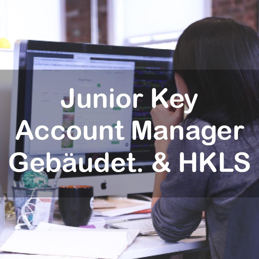 Junior-Key-Account-Manager-Gebäudetechnik-HKLS
