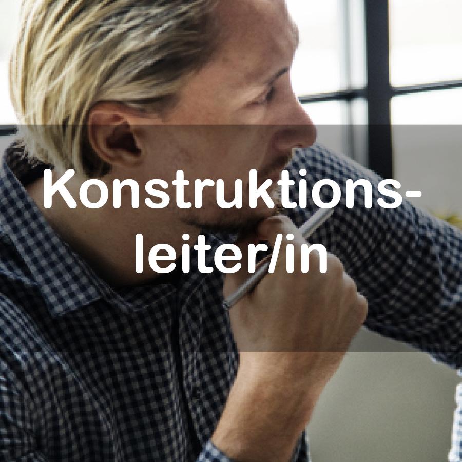 konstruktionsleiter-in